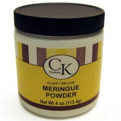 Meringue Powder - 4 oz. LARGE