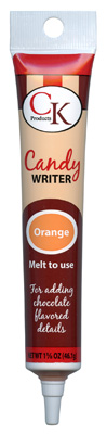 Candy Writer - Orange