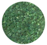 Sugar Crystals - Green - 4 oz.