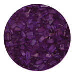 Sugar Crystals - Violet - 4 oz
