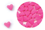 Confetti - Pink Hearts - 2.8 oz. LARGE