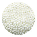 Non Pareils - White - 4 oz. LARGE