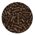 Jimmies - Chocolate Flavored - 3 oz. LARGE