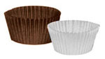 #4 Brown Candy Cups LARGE