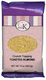 Toasted Almond Crunch