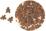 Confetti - Gingerbread Men - 2.6 oz.