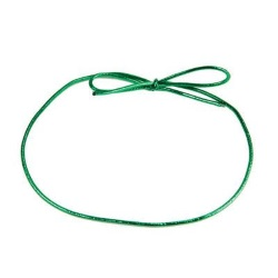 "Stretch Loops - 18"" Green LARGE"