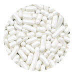 Jimmies - Pearlized White - 3.2 oz.