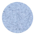 Sugar Crystals - Pastel Blue - 4 oz.