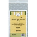 Impression Mats - Diamond & Square Assortment_THUMBNAIL
