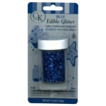 Edible Glitter - Blue