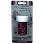 Edible Glitter - Burgundy