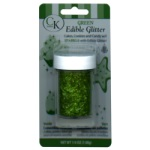 Edible Glitter - Green THUMBNAIL