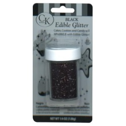 Edible Glitter - Black