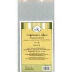 Impression Mats - Lines Assortment