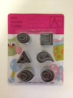 Autumn Carpenter Mini Accent Cutters THUMBNAIL