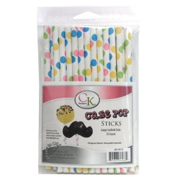 Cake Pop Stick - Confetti LARGE