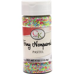 Tiny Non Pareils - Pastel Mix LARGE