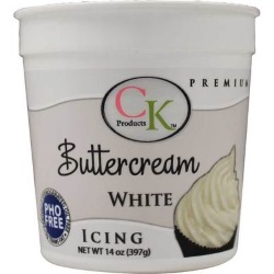 CK Buttercream Icing - 14 oz. LARGE