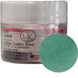 Edible Luster Dust - Jade Green LARGE