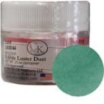 Edible Luster Dust - Jade Green