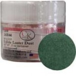 Edible Luster Dust - Pine Green