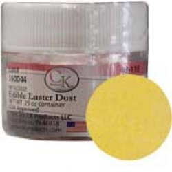Edible Luster Dust - Pineapple LARGE