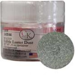 Edible Luster Dust - Smoky Gray LARGE