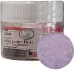 Edible Luster Dust - Periwinkle LARGE