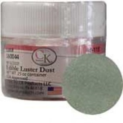 Edible Luster Dust - Sterling LARGE