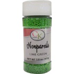Non Pareils - Lime Green
