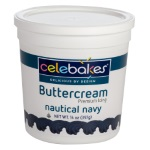 Buttercream Icing - Nautical Navy THUMBNAIL