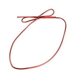 "Stretch Loops - 18"" Red"