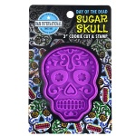Stamper Day of the Dead Skull Cookie Cutter THUMBNAIL