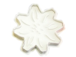 Stamper Flower Cookie Cutter