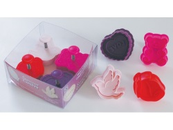 Stamper Cookie Cutter Set LARGE