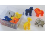 Animals Pastry Stamps