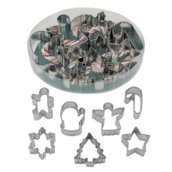 Christmas Mini Cutter 7 Pc. Set LARGE