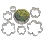 Scalloped Cookie Cutter Set - 6 pc.