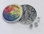 Mini Alphabet Cutter Set - 26 Piece