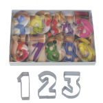 Number Cutter Set THUMBNAIL