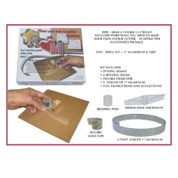 Make Your Own Cookie Cutter Crafting Kit LARGE