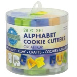 Alphabet Cutter Set - Mini