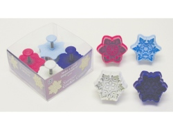 Snowflake Pastry Stamps LARGE