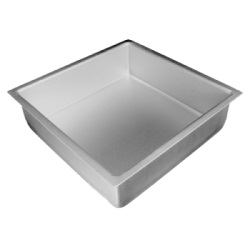 "Fat Daddio's Professional Pan - Square 10"" x 3"""