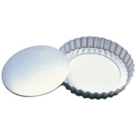 Fat Daddio's Fluted Tart Pan - 11""