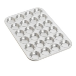 Fat Daddio's Muffin Pan - Mini - 24 ct.