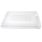 Fat Daddio's Plastic Lid for Sheet Pan - Half Sheet