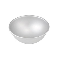 "Fat Daddio Hemisphere Pan - 8"" LARGE"