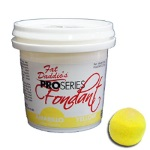 Fat Daddios Fondant - 8 oz. - Yellow